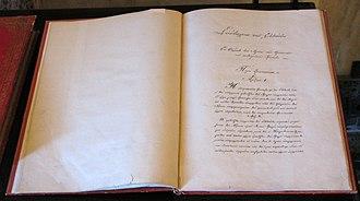 Greek Constitution of 1844 - The Greek Constitution of 1844