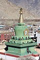 Green Stupa at Samye Monastery.jpg
