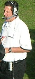 Greg Knapp American football coach (born 1963)