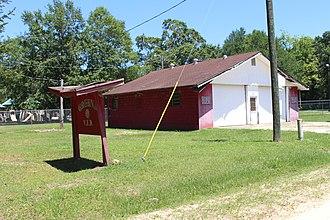 Gretna, Florida - Image: Gretna Volunteer Fire Department