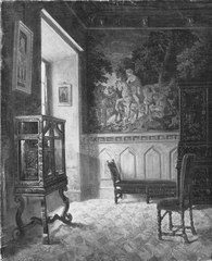 Gripsholms slott, konseljsalen
