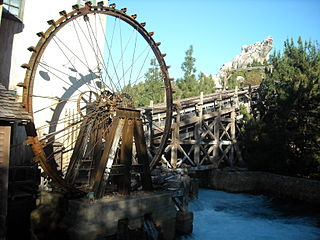 Grizzly River Run Attraction at Disney California Adventure