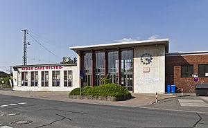 Groß Gerau station - Image: Groß Gerau Bahnhof 20110420