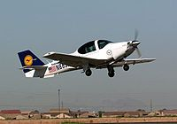 Grob G 120A Take Off.jpg