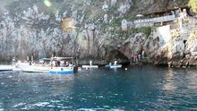 File:Grotta Azzurra entrance.ogv