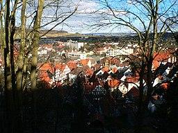 Gudensberg (Hessen), Stadtkern
