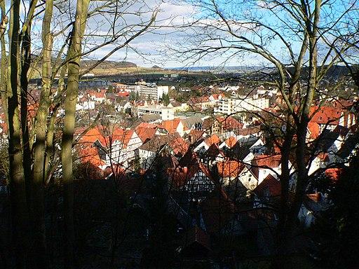 Gudensberg Stadtkern