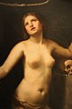 Guido cagnacci, allegoria del tempo (la vita umana), 1650 ca., da fondaz. cavallini sgarbi a ro ferrarese 02.JPG