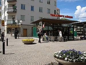 Johanneshov - Gullmarsplan in Johanneshov