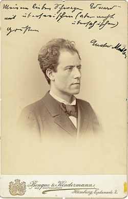 Image illustrative de l'article Symphonie nº 3 de Mahler