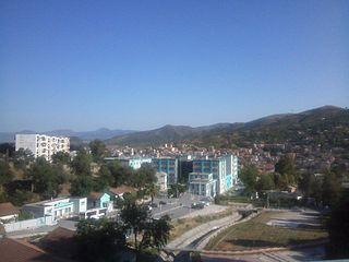 Soumâa Place in Thénia District, Thénia