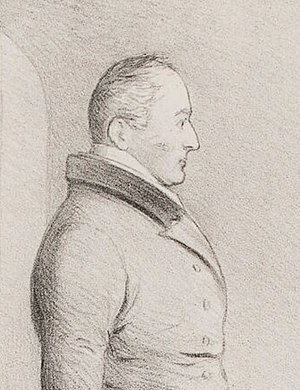 Henry Parnell, 1st Baron Congleton - Image: HB Parnell, Lord Congleton by HB Doyle