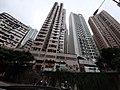 HK 半山區 Mid-levels 般咸道 Bonham Road buildings facade February 2020 SS2 31.jpg