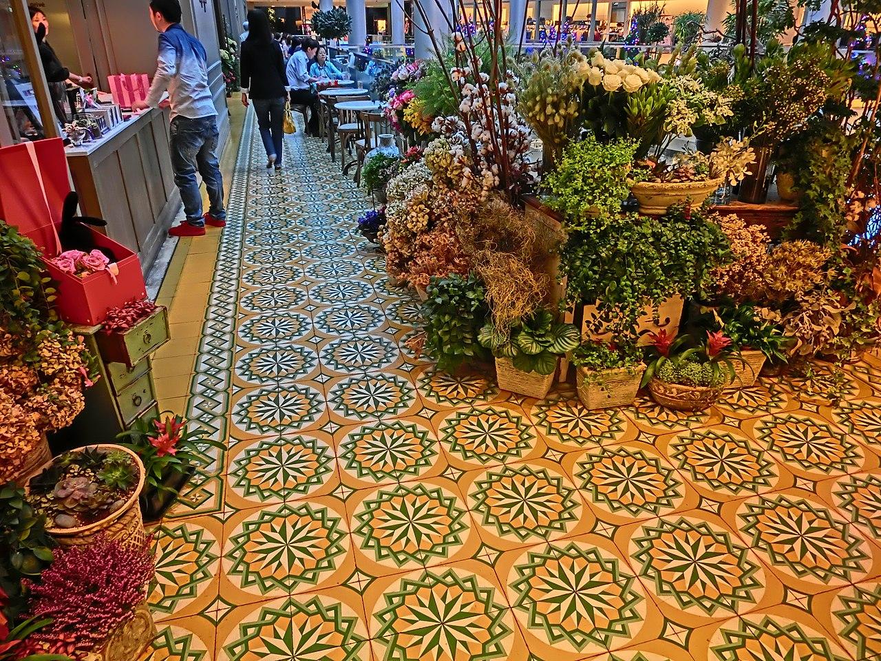Filehk Central Ifc Mall Flower Shop Tile Flooring May 2013g