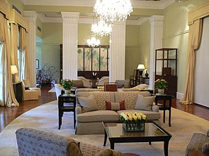 Government House, Hong Kong - Living Room