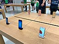 HK Kwun Tong aPM shop Apple Store interior May 2017 iPhone 07.jpg