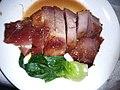 HK TKL 調景嶺 Tiu Keng Leng 都會駅 MetroTown Shopping mall shop 豪宴海鮮集團酒家 Ho Yin Seafood Group Restaurant Lunch 點心小食 dim sum 飲茶 tea food BBQ pork meat August 2019 SSG 07.jpg