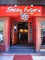 HK TST East Mody Road TST Centre Sticky Fingers Bar Restaurant G61.JPG