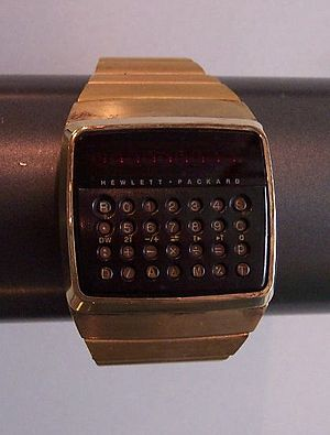 HP watch calculator