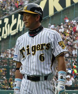 Tomoaki Kanemoto Korean-born Japanese baseball player