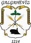 Huy hiệu của Galgahévíz