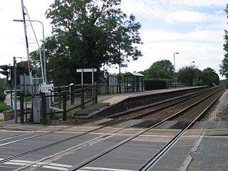 Habrough railway station