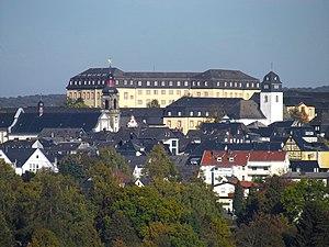 Hachenburg - Hachenburg Castle