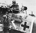 Halberstadt CL.II bomb rack.jpg