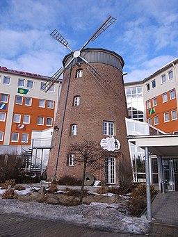 Halle-Peißen,Windmühle