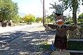Halloween Approaches, Corrales, NM, La Entrada Street, 2012 - panoramio.jpg