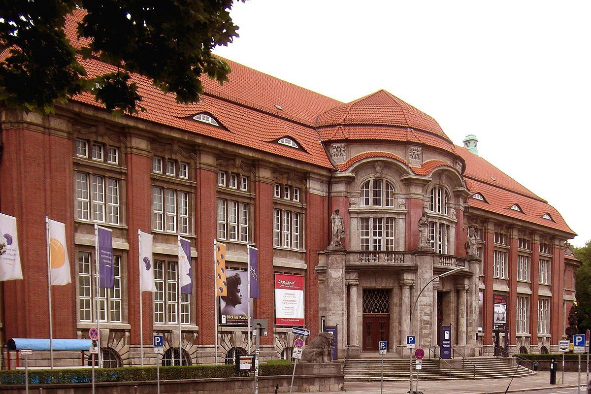 Resultado de imagen de Museo de Etnología hamburgo
