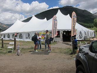 Hardrock Hundred Mile Endurance Run - Race Headquarters Silverton, Colorado (2011)