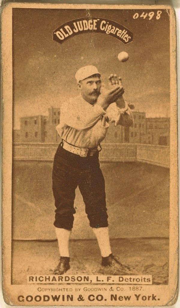 Hardy Richardson (Old Judge)