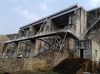 Sabarkantha district - Harnav dam