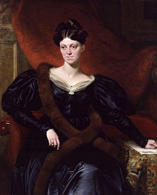 Description de l'image  Harriet Martineau by Richard Evans.jpg.