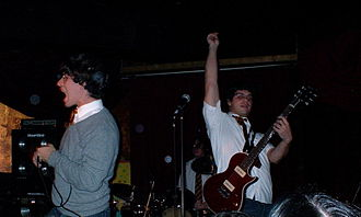 Harry and the Potters - Harry and the Potters on stage in Greenpoint, Brooklyn on September 23, 2006