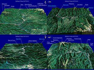 Olt Defile - Olt Defile Map