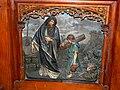 Haslach - Kirche Hochaltar 8 Isaaks Opferung.jpg