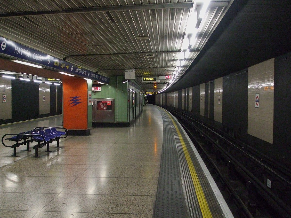 Hatton Cross Tube Station Wikipedia