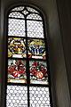 Haunsheim Dreifaltigkeitskirche Wappenfenster 33.JPG