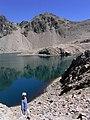 Hautes-Alpes Les Lacs de Crupillouse Randonneuse 082005 - panoramio.jpg