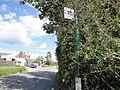Havenstreet Longford bus stop in August 2011.JPG
