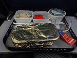 Hawaiian Airlines Economy Class Meal NO.1.JPG