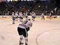 Hawks pregame skate (5441791619).jpg