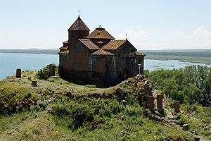 Hayravank Monastery - Hayravank Monastery on the shores of Lake Sevan.