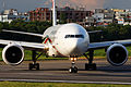 Head to Head with Biman Bangladesh Airlines Boeing 777-3E9ER S2-AFP (8157540994).jpg