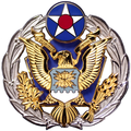 Headquarters Air Force Badge