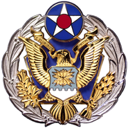 Headquarters US Air Force Badge