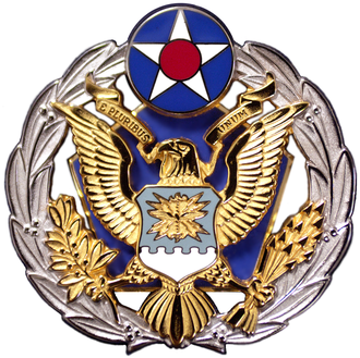 Christopher F. Burne - Image: Headquarters US Air Force Badge