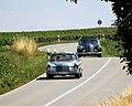 Heidelberg Historic 2015 - Mercedes Benz 280SE Cabrio 1969 und Mercedes Benz 220 S 1958 2015-07-11 15-45-02.JPG